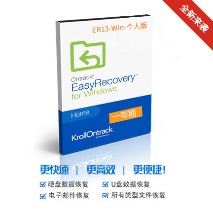 EasyRecovery 13 Home