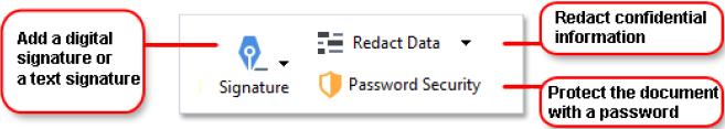 保护PDF文档