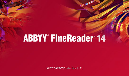 ABBYY FineReader 14新增功能