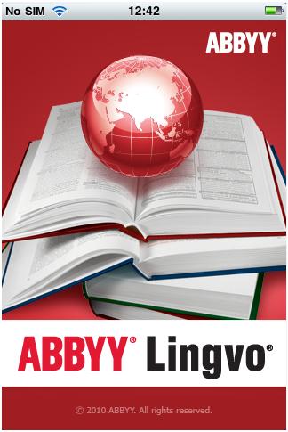 ABBYY Lingvo字典