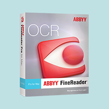 finereader for mac