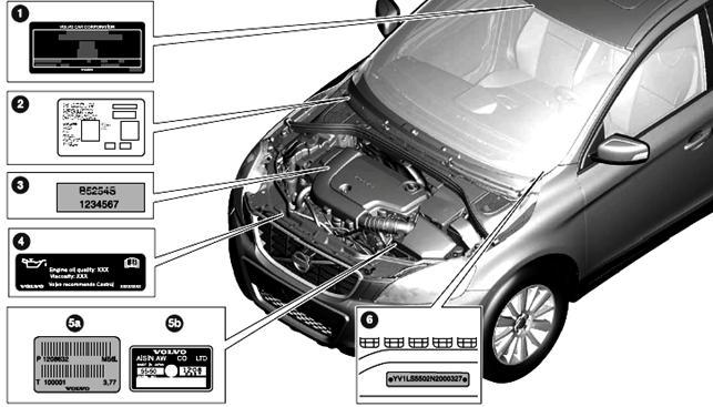 汽车整车装配工厂召回系统的条码应用