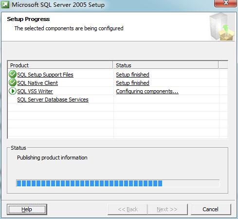 安装SQL