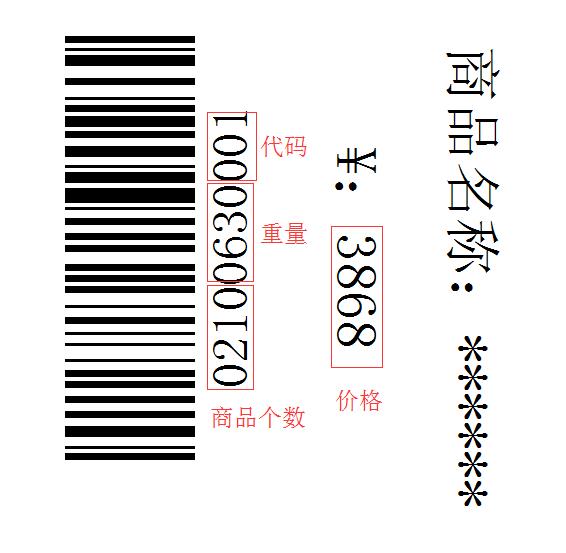 商品标签1