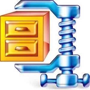 Winzip软件图标