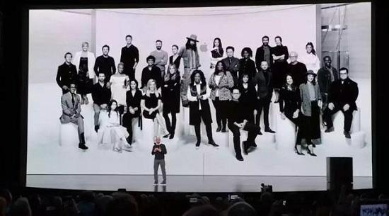 苹果与好莱坞影视圈