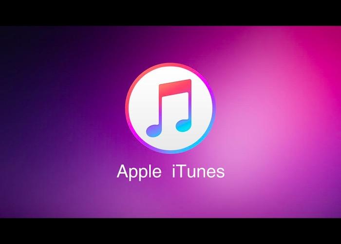 iTunes应用