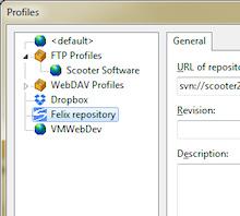 支持WebDAV资源