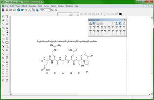 绘制生物聚合物