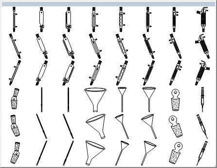 ChemDraw的Clipware Part 2的模板