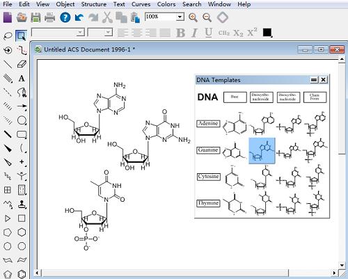 善用DNA模板库