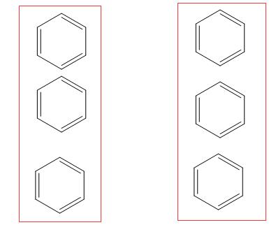 图3:垂直分布前后效果对比