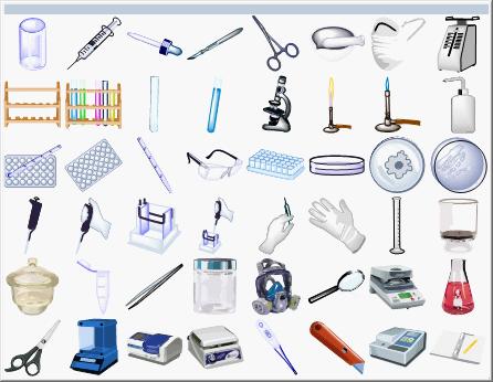 生物仪器工具