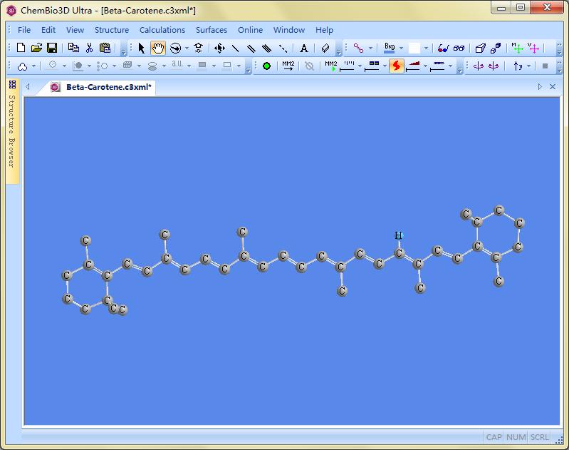隐藏氢原子效果图