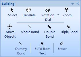 显示工具按钮的文本标签