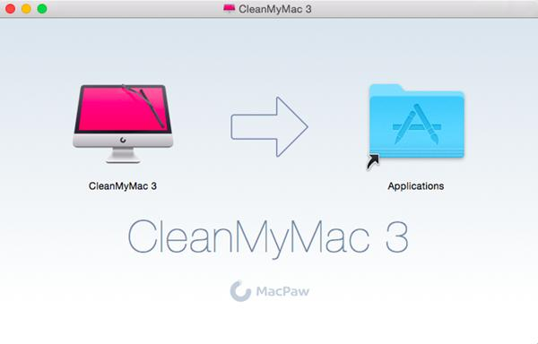 安装CleanMyMac