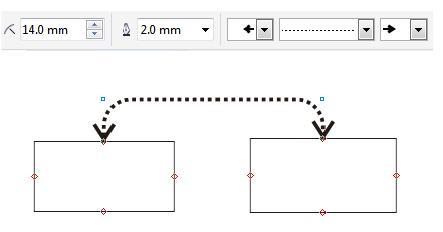 直角连接器