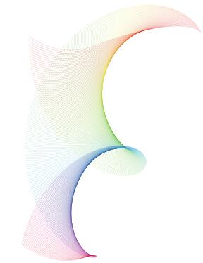 三维立体线条