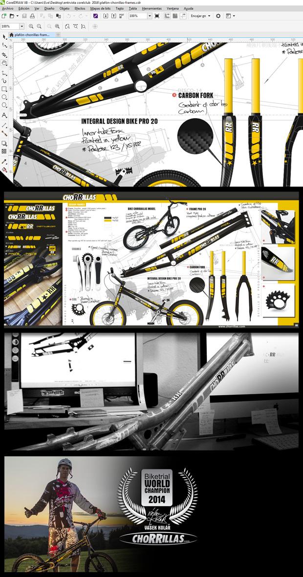 CorelDRAW大师之作-运动器材设计