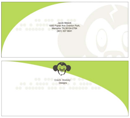 CDR徽标设计
