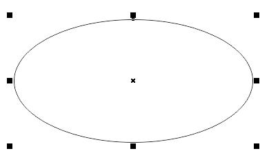 CDR怎样做弧形立体字