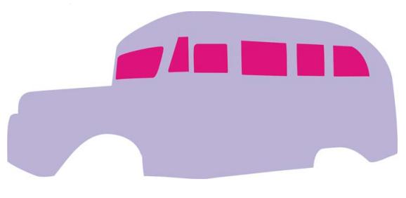 CDR汽车插图