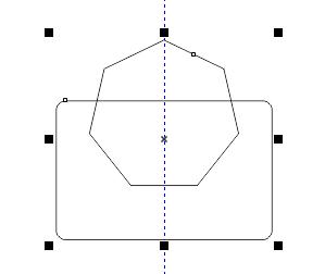CDR绘制基本图形