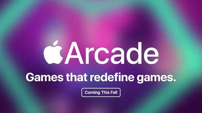 Apple Arcade宣传画