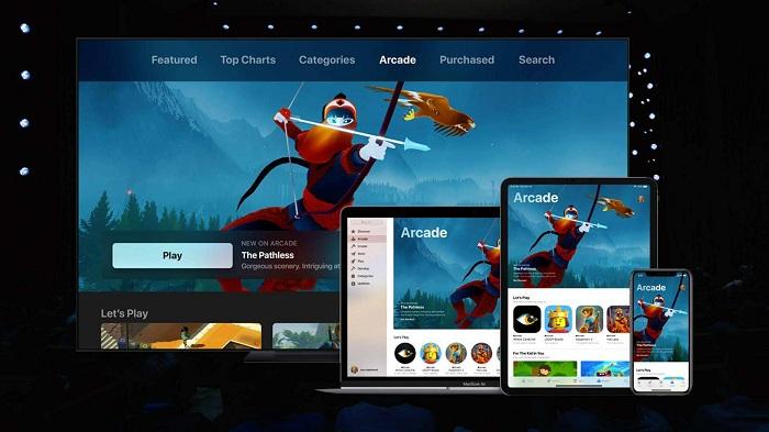 Apple Arcade游戏