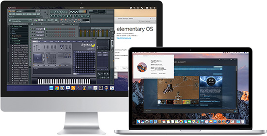 Mac上运行Windows软件