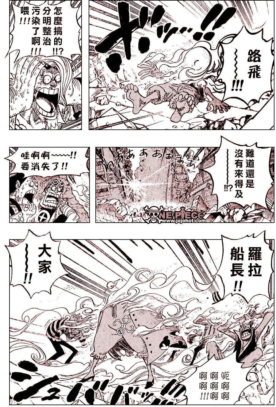 海賊王漫畫
