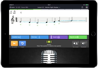EarMaster for iPad