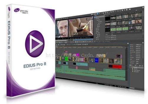 安装EDIUS 8电脑配置要求