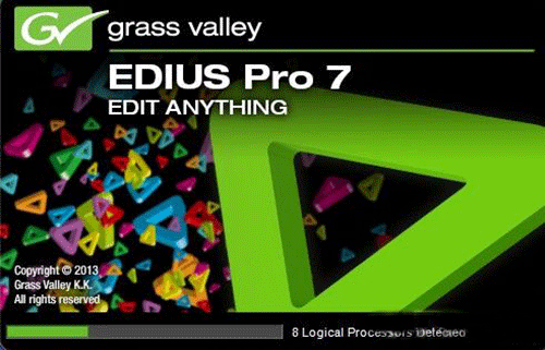 EDIUS经常停止工作该如何解决