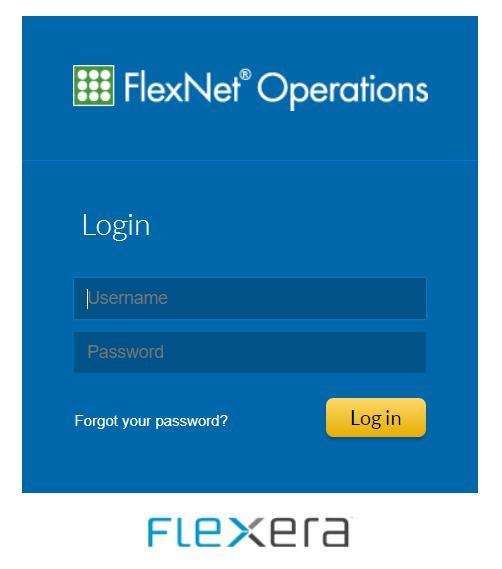 FlexNet网站