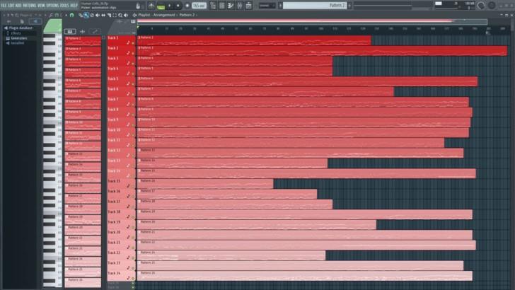 FL Studio Midi