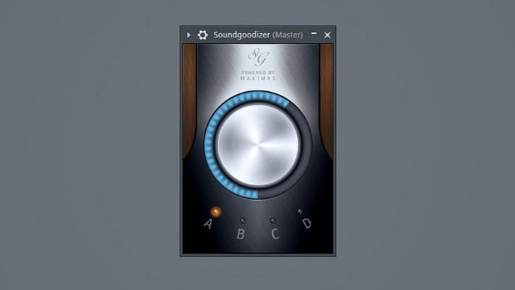FLStudio soundgoodizer