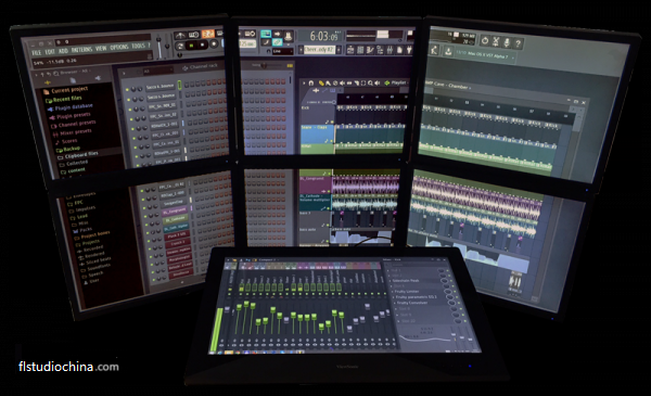FL Studio中扫弦器命令