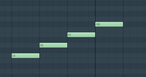 FL Studio钢琴卷轴快捷菜单之量化命令