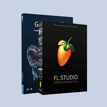 fl studio和guitar pro套装