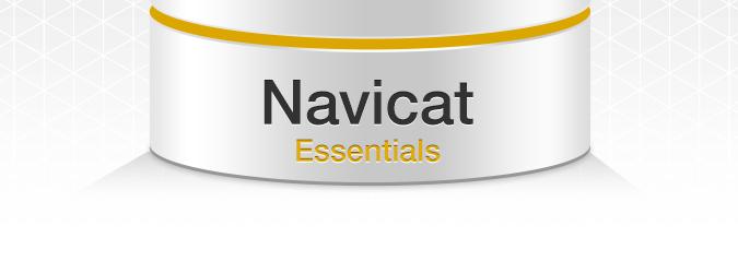 Navicat Essentials