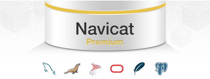 Navicat组件