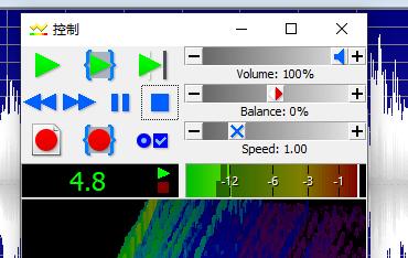 """图六:""""ST""""模式下""""时间和地位""""效果显示界面"""