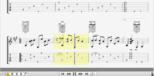 Guitar Pro 7 常见问题之版本更新