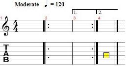 關于Guitar Pro里那些你不懂的符號【一】