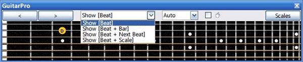 Guitar Pro教程之虛擬吉他功能解說