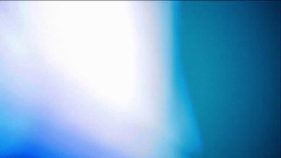 蓝色扫光视频