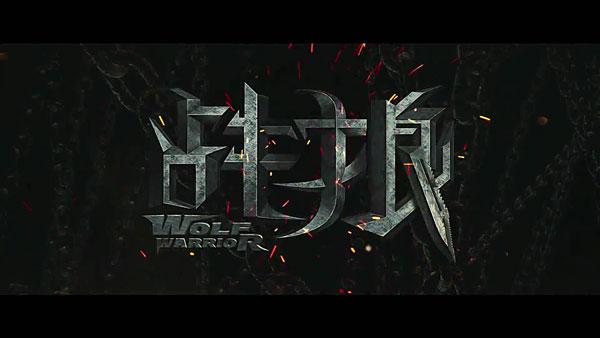 战狼2宣传照