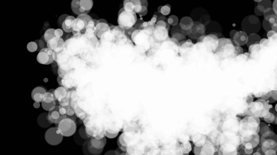 水墨气泡视频