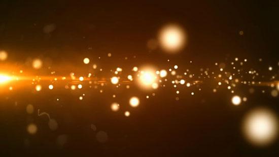 粒子光斑视频